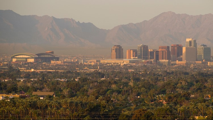 6 Arizona counties may be  uninhabitable in next 30 years due to climate change, study shows