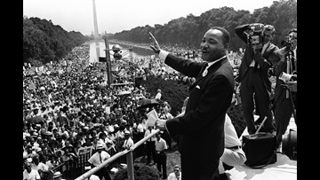 Marches and festivals planned around the Valley to honor Dr. Martin Luther King Jr.