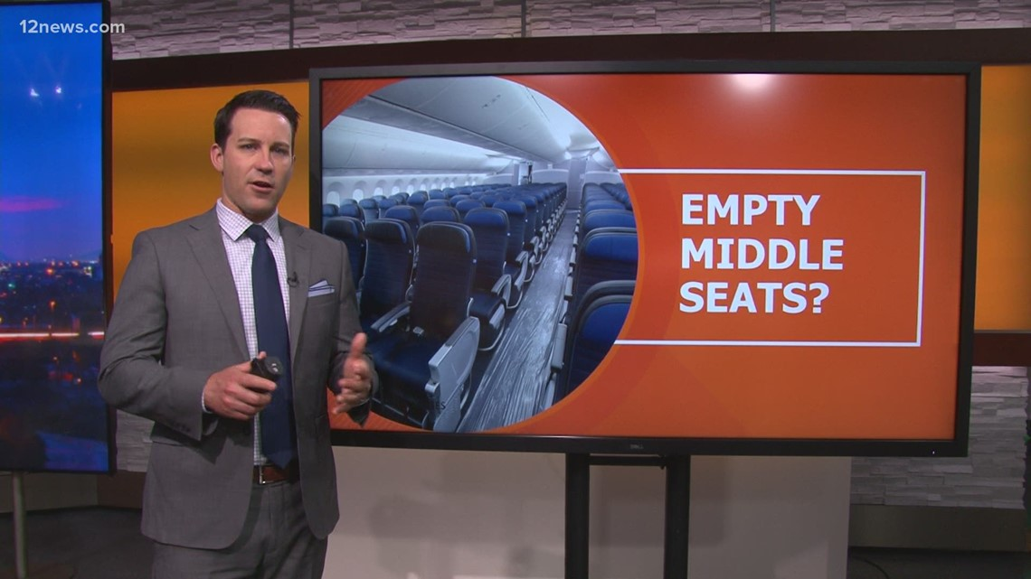 How do you feel about airlines booking middle seats again?