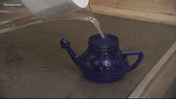 Verify: Can tap water in your neti pot kill you?