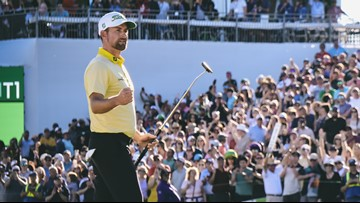 Webb Simpson steals Waste Management Phoenix Open in final holes, playoff