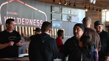 Arizona Wilderness Brewing Co. opens European-style beer garden in downtown Phoenix