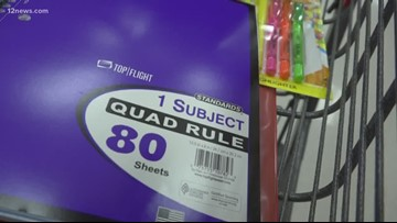Get the most bang for your buck, tips for saving money on back to school shopping