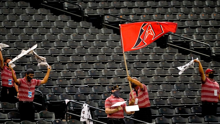 Arizona Diamondbacks issue apology, free tickets after home-opener concession lines, ordering system glitch
