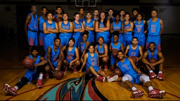 This community college will be rocking Nike uniforms celebrating Native American Heritage Month