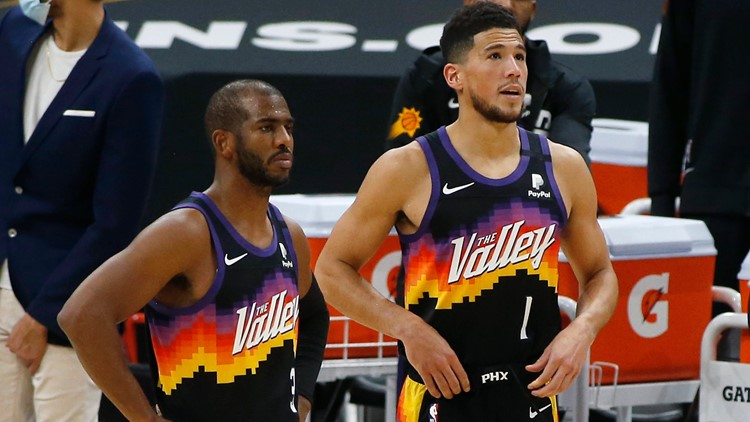 Chris Paul makes NBA All-Star roster, Devin Booker snubbed again | 12news.com