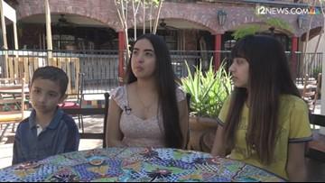 Jovencita explica lo que le ayudó a sobrellevar lo difícil de tener a un hermano con cáncer