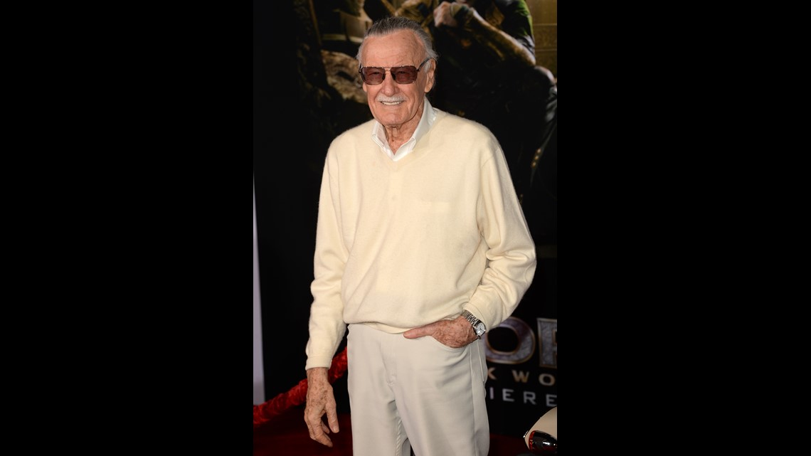 L.A. man arrested in Arizona for alleged elder abuse against Stan Lee