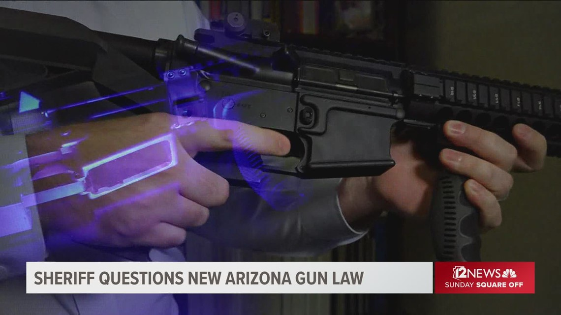 Sheriff says new Arizona gun law 'confusing'