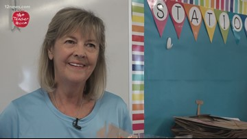 A+ Teacher of the Week: Patricia Grant from Scottsdale