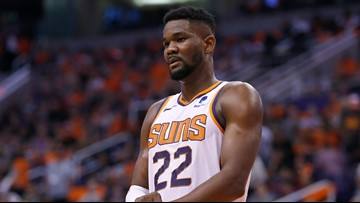 'We have some adversity right here in front of us': Suns coach speaks out about Deandre Ayton suspension