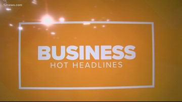 Friday's Business Hot Headlines