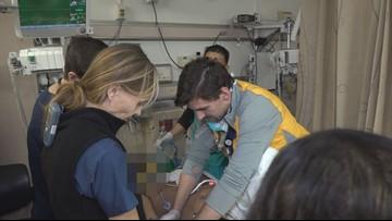 What we learned spending 2 nights watching residents work in a Phoenix emergency room