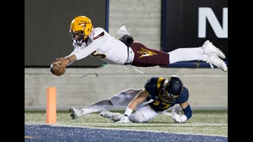 5th-year senior Manny Wilkins takes on leadership role with ASU football team