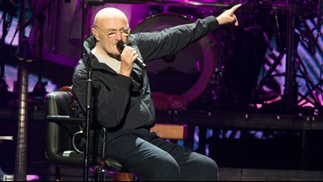 Phil Collins is coming to Phoenix in October, here's how to get tickets