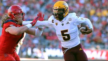 Vegas baby! ASU will take on Fresno State in 2018 Las Vegas Bowl