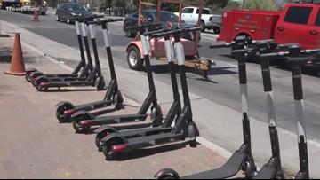Tucson picks 2 companies for rental scooters pilot program