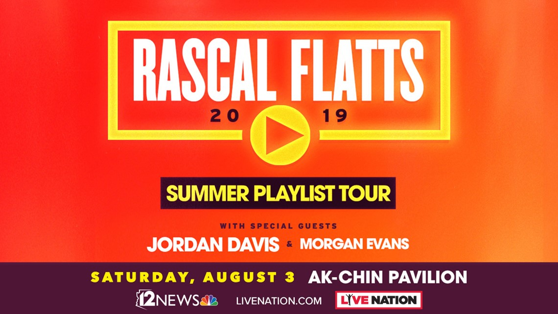 today in az rascal flatts sweepstakes. Black Bedroom Furniture Sets. Home Design Ideas