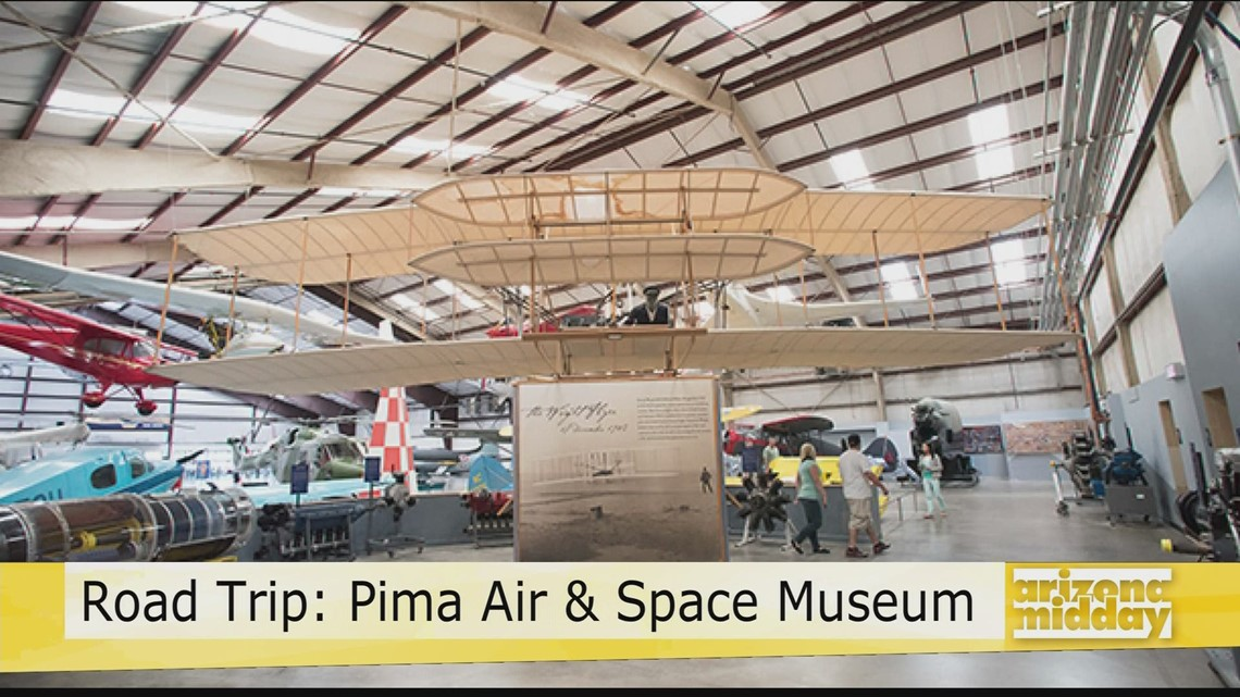 Road Trip: Pima Air & Space Museum