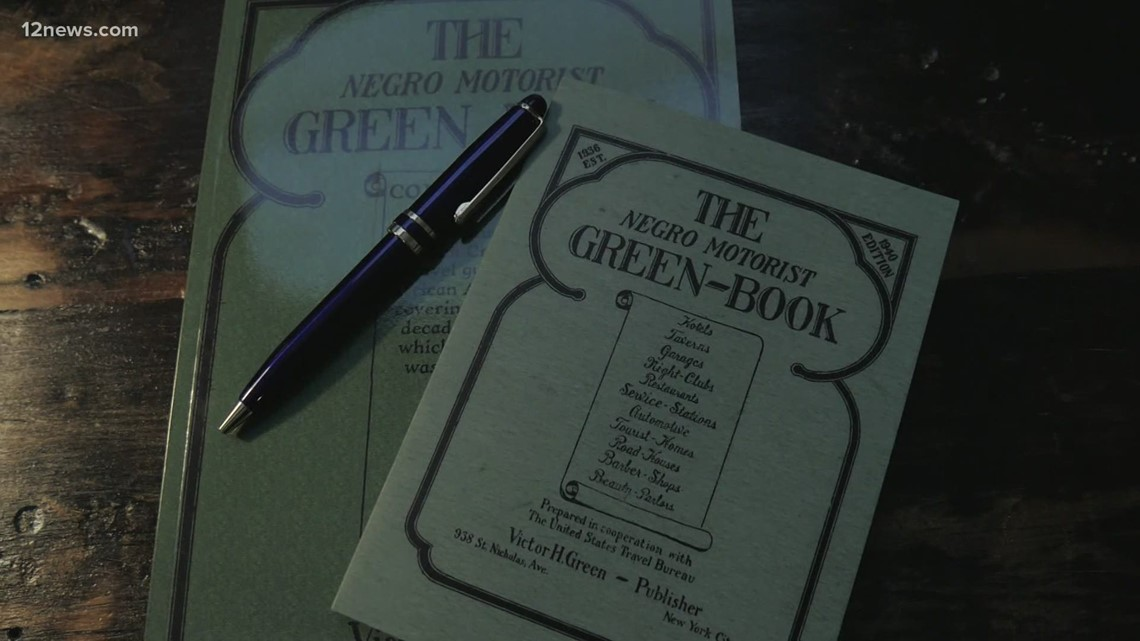 The 'Green Book' gives a window into Phoenix's hurtful past of segregation
