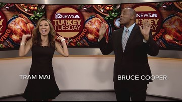 Help hungry families with 12 News' Turkey Tuesday