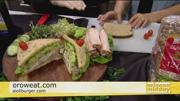 Delicious and heart healthy Oroweat recipes!