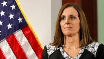 McSally's team confirms senator running for re-election in 2020, filed back in January