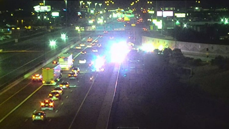 Pedestrian struck and killed on I-17 on-ramp near Bell Road