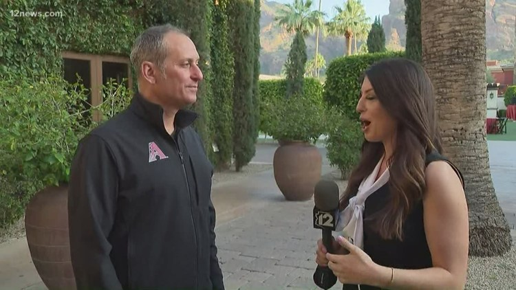 1-on-1 with D-backs manager Torey Lovullo: Commissioner Manfred, cheating scandal; face of the D-backs?