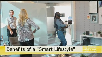"Live A ""Smart"" Lifestyle with COX"