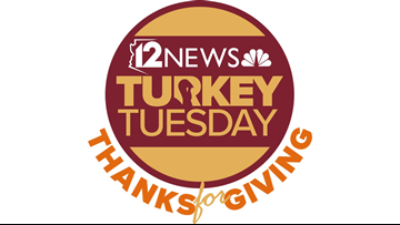 Donate to Turkey Tuesday to help Arizona families in need
