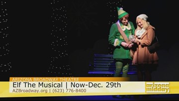 OMG! It's Elf The Musical!