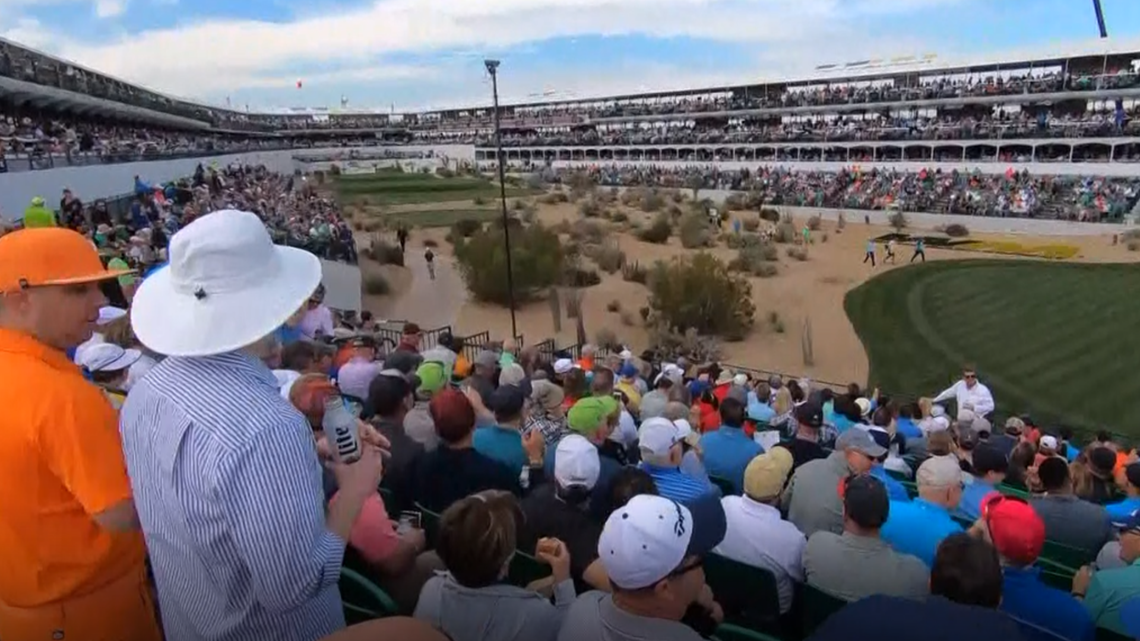 More officers on patrol during Waste Management Phoenix Open