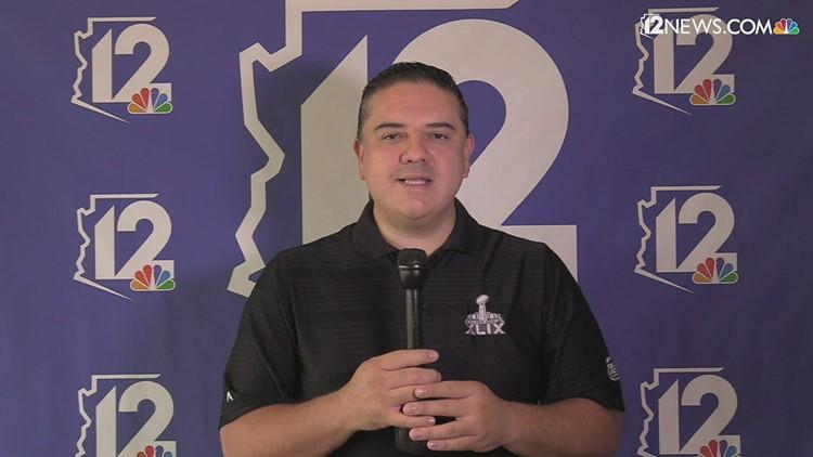 12 News Deportes: Los Arizona Diamondbacks tuvieron un fin de semana redondo
