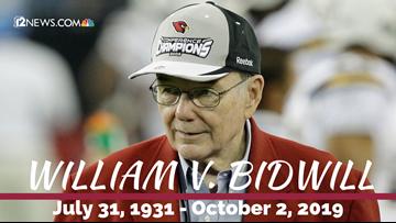 Arizona Cardinals owner William 'Bill' Bidwill dies at the age of 88