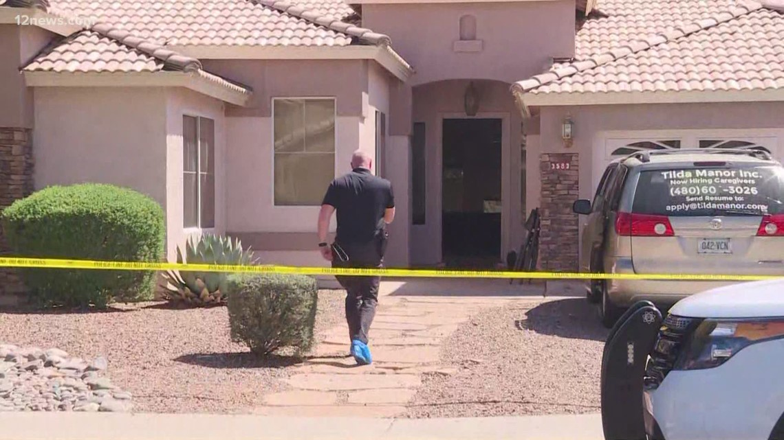 Gilbert group home under investigation after resident kills another resident