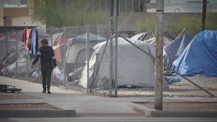 Hugs for the Houseless offers compassion and help for Arizona's homeless
