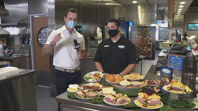 Miracle Mile Deli celebrates 72 years in business in Phoenix