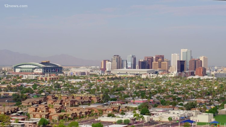 Maricopa County is the fastest-growing county in the US, report says