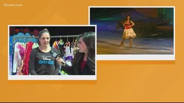 Disney on Ice debuts Moana at Talking Stick Resort Arena