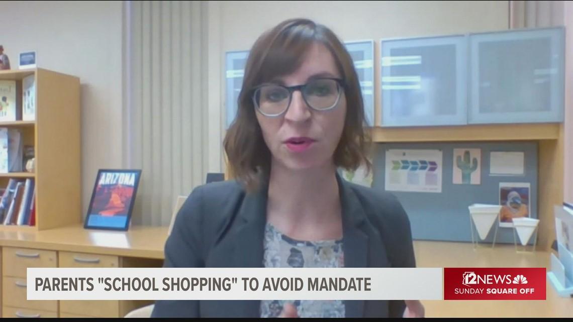 Hoffman: Parents 'school shopping' because of Ducey voucher
