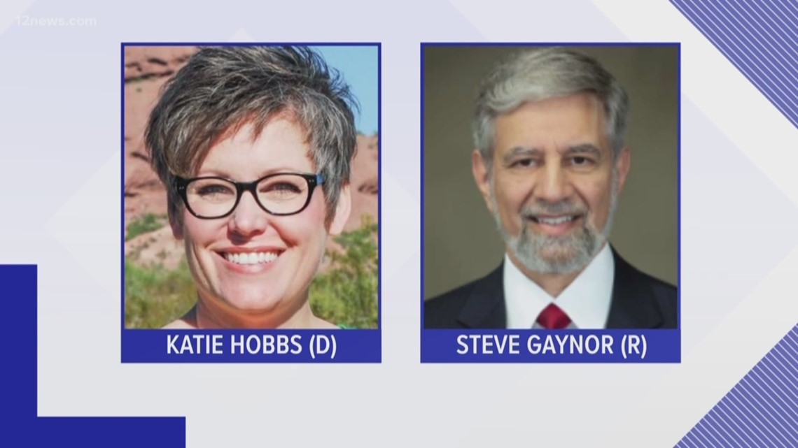 Katie Hobbs declares victory in secretary of state race, Gaynor concedes