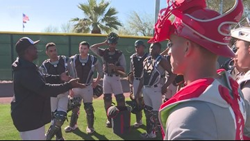 MLB working to increase African-American participation in baseball, hosts 'Dream Series' in Tempe
