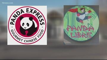 Panda Express worried Gilbert restaurant's logo is copying them