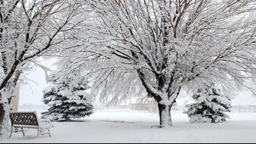 Winter storm drops heavy snow, highways reopen