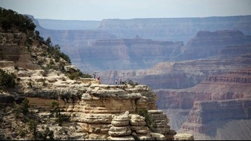 69-year-old woman dies after falling into Grand Canyon