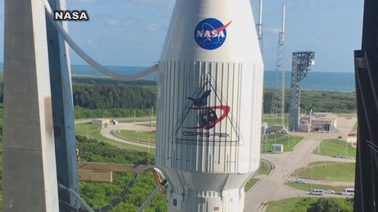 NASA, University of Arizona-led mission OSIRIS-REx to depart asteroid, head back to Earth