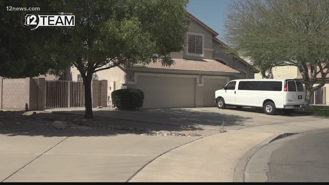 170+ police calls made to group homes run by company at the center of Gilbert murder investigation