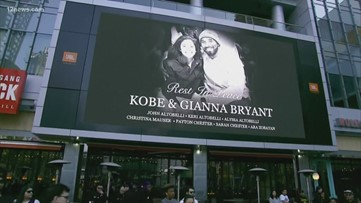 Thousands scheduled to attend Kobe Bryant memorial on Monday