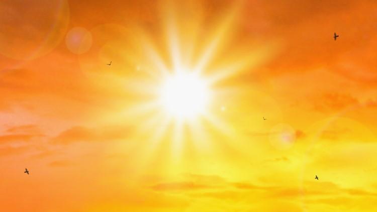 Una advertencia de calor extremo se ha emitido en el Valle hasta el viernes por la noche